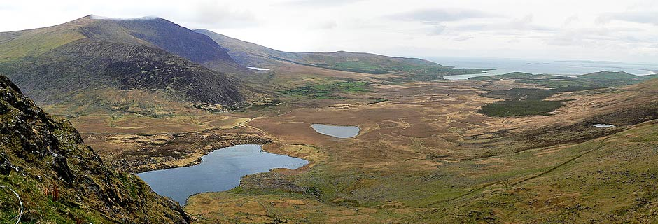 The Conor Pass - Kerry